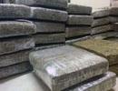 Phá chuyên án ma tuý từ Lào về Nghệ An, thu giữ 32 bánh cần sa