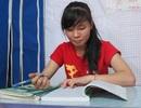 Cầm 500.000 đồng, nữ sinh nghèo một mình vượt trăm cây số đi thi