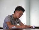 66 cán bộ, nhân viên phục vụ 1 thí sinh làm bài thi môn Lịch sử