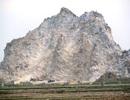 Ngã từ độ cao 20m, một công nhân mỏ đá tử vong