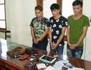 Bắt khẩn cấp 3 sinh viên chuyên đi cướp giật