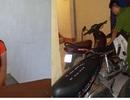 Nữ quái lười lao động lên thành phố trộm cắp 7 xe máy