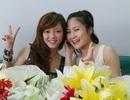 Quán quân Giọng hát Việt bất ngờ khi biết Đinh Hương là chị họ