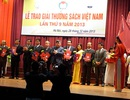 Gần 100 ấn phẩm đạt giải thưởng sách Việt Nam 2013