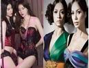 Bốn cặp chị em song sinh nổi tiếng của showbiz Việt