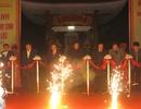Khánh thành đài tuởng niệm Nhân dân hy sinh tại chiến truờng Đồng Lộc
