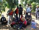 Hàng chục sinh viên mắc kẹt trên núi Bà Đen khi đi du lịch bụi