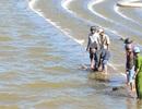 Phát hiện xác thiếu nữ nổi trên mặt hồ sau 2 ngày mất tích