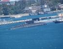 Tàu ngầm Kilo Hải Phòng cập cảng Cam Ranh an toàn