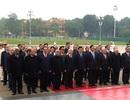 Lãnh đạo Đảng, Nhà nước viếng Chủ tịch Hồ Chí Minh