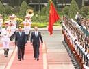 Hợp tác năng lượng và quân sự là trụ cột trong quan hệ Việt - Nga