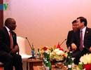 Tăng cường quan hệ hợp tác với Madagascar, Nam Phi, Thụy Điển
