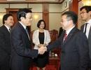 Đẩy nhanh dự án xây dựng trường Đại học Việt - Nhật