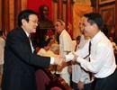 Chủ tịch nước: Báo chí thúc đẩy sự nghiệp phát triển của đất nước