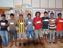 8 tên cướp biển cướp tàu Malaysia bị Cảnh sát biển Việt Nam bắt giữ