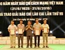 Phóng sự ảnh đăng báo Dân trí đoạt giải A Giải báo chí tỉnh Lào Cai