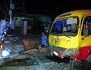 """""""Xe điên"""" gây tai nạn liên hoàn, 2 người chết, 6 người nhập viện"""