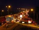 Quốc lộ 5 ách tắc nhiều giờ sau tai nạn chết người
