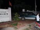 Vụ Trưởng Phòng GD-ĐT bị bắt: Hủy kết quả thi tuyển giáo viên khối THCS