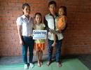 Hơn 86 triệu đồng đến với gia đình bé H'Niu Ê ban