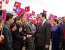 Thủ tướng chủ trì hội nghị cấp cao tam giác Campuchia-Lào-Việt Nam