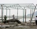 Thị xã Cửa Lò căng người chờ bão Haiyan