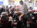 """Cửa hàng xe máy cũ ủ rũ vì """"xe chính chủ"""""""