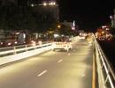 TPHCM: Cây cầu đầu tiên không có cột đèn