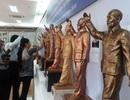 Lấy ý kiến người dân để chọn mẫu tượng đài Bác Hồ