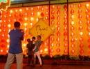 Người Sài Gòn rộn ràng với Hội đèn hoa Xuân