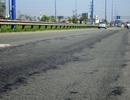 TPHCM: Tiếp tục sửa chữa đại lộ lún triền miên