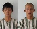 Công an xã mưu trí bắt 2 tên cướp giật