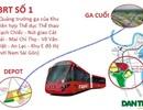 Lộ trình tuyến xe buýt nhanh đầu tiên tại TPHCM
