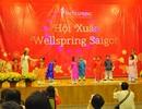 Hội xuân Wellspring Saigon gắn kết lòng nhân ái và yêu thêm ngày Tết