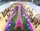 Tháp hoa khổng lồ xuất hiện tại Việt Nam