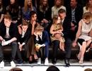 Gia đình Beckham tham dự show Burberry tại Los Angeles