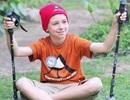 Cậu bé 9 tuổi chinh phục đỉnh cao nhất của dãy Andes