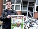 Biên tập viên toà báo Pháp bị bắn chết vì vẽ tranh biếm họa về IS?