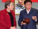 Bộ trưởng Anh xin lỗi vì tặng đồng hồ cho Thị trưởng Đài Loan