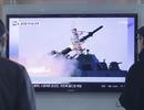 Triều Tiên phóng thử 5 tên lửa ra biển