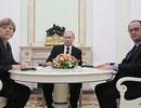 4 bên hội đàm dàn xếp khủng hoảng Ukraine