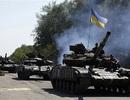Anh và EU đổ lỗi cho nhau về tình hình Ukraine
