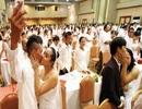 Philippines: 700 cặp đôi tổ chức lễ cưới trong tuần Valentine