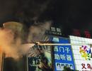 Trung Quốc bắt bé trai 9 tuổi nghịch lửa gây cháy chợ làm 17 người chết