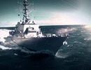 5 tàu Mỹ cập cảng Hàn Quốc tham gia tập trận chung