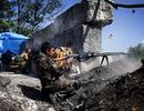Giao tranh dữ dội tại sân bay Donetsk bất chấp lệnh ngừng bắn