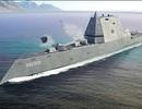 Mỹ sẽ triển khai khu trục hạm tàng hình tới Thái Bình Dương