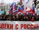 Dân Crimea hài lòng với cuộc sống ở Nga hơn Ukraine