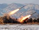 Triều Tiên bắn thử 4 tên lửa tầm ngắn
