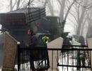 6 quân nhân chính phủ thiệt mạng tại miền đông Ukraine